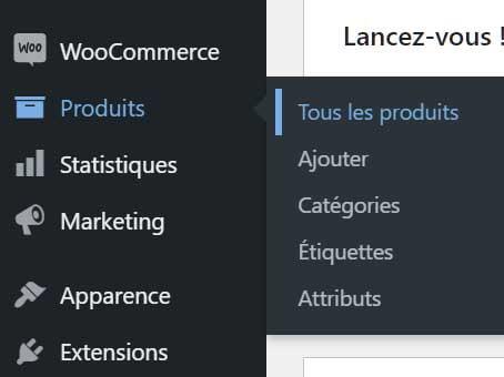 Ajouter un produit sur Woocommerce et WordPress